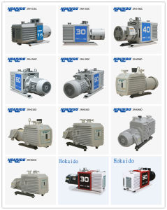 Rotary Vane Vacuum Pump for Waste Oil Recycling Machine (2RH060C) pictures & photos