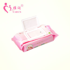 Personalized Baby Tender Baby Organic Wet Wipes pictures & photos