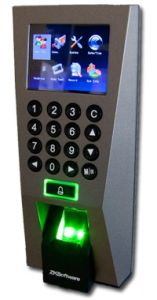 Fingerprint RFID Reader Door Access Control System for Time Attendance pictures & photos