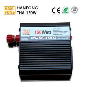 Competitive Price DC/AC Solar Power Inverter with Ce RoHS Certificate (THA150) pictures & photos