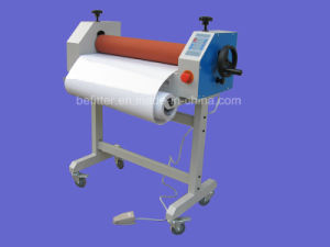 "Bft1000e 40"" Simple Electric Cold Laminator Machinery pictures & photos"
