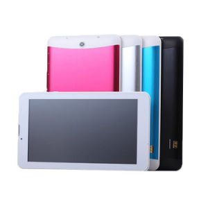 """7"""" 3G Phone Mtk6572 Android 4.4 1GB RAM 8GB ROM Dual Core Tablet PC pictures & photos"""