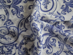 Printed Polyester Chiffon Fabric for Dress pictures & photos