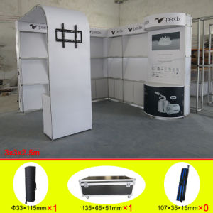 3X3 DIY Portable Aluminium &Versatile Aluminium Exhibition Booth pictures & photos