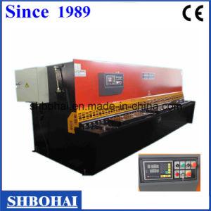 Mechanical Shearing Machine, Hydraulic Shearing Machine (QC12Y 6 X 4000) pictures & photos