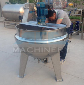 Contact Supplier Chat Now! Stainless Steel Tiltable Type Electric Jacket Kettle (ACE-JCG-Y7) pictures & photos