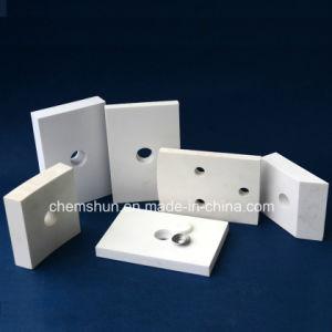 Chemshun Impact Resistant Alumina Ceramic Wear Tile for Hopper pictures & photos