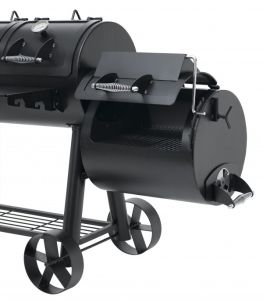 Outdoor Large Size Wood Burning Smokers for Sale pictures & photos