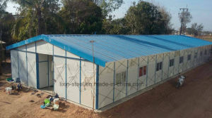 Customized Design Portable House as Family House/Dormitory/Office pictures & photos