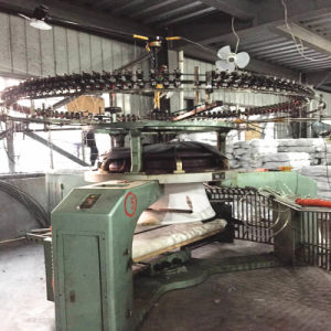 Used 34 Inch Xinlong Single Jersey Open Width Knitting Machine pictures & photos