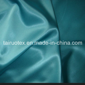 Polyester Stretch Satin with Good Quality Supplier for Garment pictures & photos
