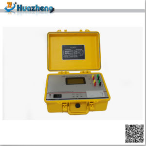 Highly Quality Quick Test Automatic Capacity Transformer Turns Ratio Meter pictures & photos