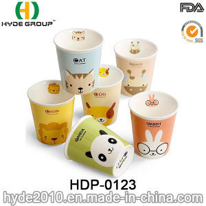 Custom Printing 8oz Hot Paper Drinking Cup (HDP-0123) pictures & photos