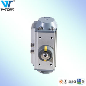 Low Price High Quality Ss304 Pneumatic Actuator for Ball Valve pictures & photos