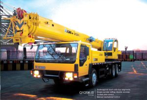 XCMG Official Manufacturer Qy25k-II 25ton Truck Crane for Sale pictures & photos