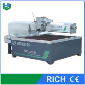 CNC Water Jet Cutter Machine for Ceramic with Best Price pictures & photos