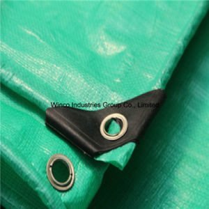 China PE Tarpaulin Factory Sell Cheap Price Blue PE Tarpaulin Sheet pictures & photos