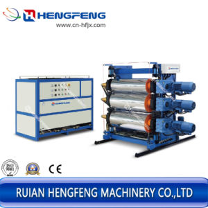 Sheet Extruder Line for PP/PS/HIPS Materials (HFSJ-100A) pictures & photos