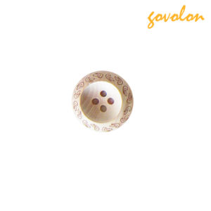 Sewing Fashion Wooden Button for Garments/Eco-Friendly (SGS Approved) pictures & photos