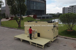 Automatic ABS Luggage Vacuum Thermoforming Machine pictures & photos