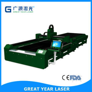 Big Working Area Laser Metal Cutting Machines (GY-1325FS/1530FC/1530FCD) pictures & photos