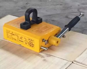 Double Magnetic Circuit Magnetic Lifter