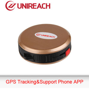 Mobible Asset GPS Tracker with Sos, Low Power Alert (MT80)