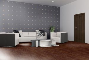 Durable Professional Luxury Vinyl Flooring in Sheet pictures & photos