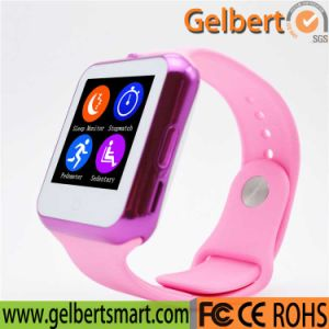 Gelbert Hotselling D3 Smartwatch with SIM Card for Mobile Phone pictures & photos