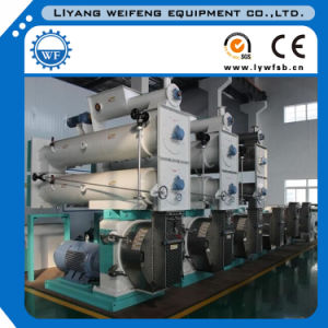Ce 1-30t/H Animal Feed Pellet Line, Livestock/ Poultry Feed Production Line pictures & photos