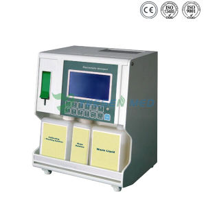 Ys1000A Medical LCD Display Electrolyte Analyzer pictures & photos