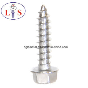 Factory Price Carbon Steel Hexagon Head Screw for Hot Sale pictures & photos