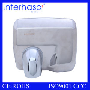 304 Stailess Steel Automatic Hotel Supermarket Toilet Sensor Hand Dryer pictures & photos