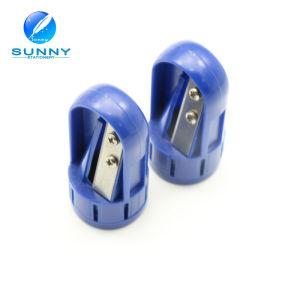 Wholesale Cheap Jumbo Carpenter Plastic Pencil Sharpener for Promotion Gifts pictures & photos