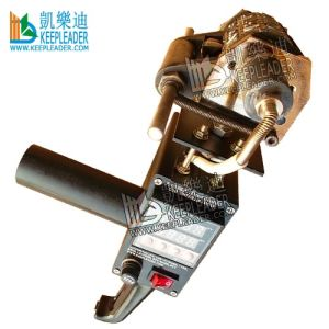 Handheld Tire Hot Stamping for Tyre Number Branding