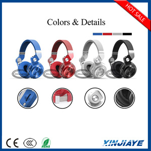 Hifi Wireless Stereo Bluetooth 4.1 Noise Cancelling Headphone with Mic pictures & photos