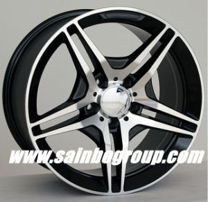 17-20 Inch Benze Replica Car Alloy Wheel Rim pictures & photos