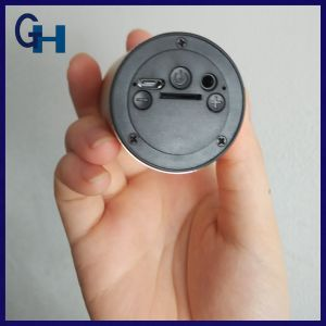 Metal Cover Round Portable Mini Wireless Blue Tooth Speaker pictures & photos