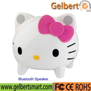 Hello Kitty Universal Mini Head USB Player Speaker for Phone PC pictures & photos