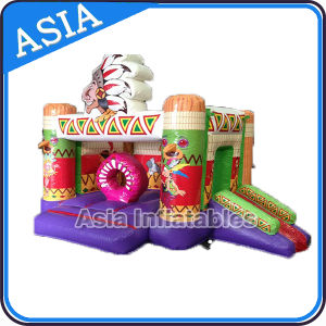 Digital Printing Theme Inflatable Min Comboo Castles for Sale pictures & photos