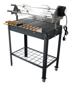 BBQ Spit Rotisserie Grill pictures & photos