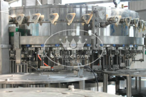 Monoblock Pet Bottled Soft Drink Filling Machine pictures & photos
