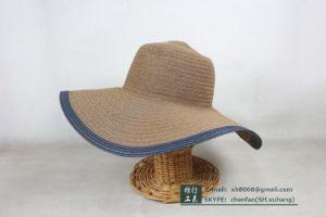 Floppy Straw Hat (OT-XH8025) pictures & photos