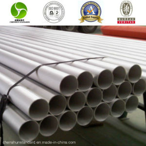 Ss 201/1.4372 Stainless Steel Seamless and Welded Tube (202/304/316)