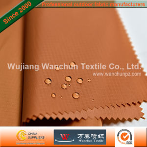 Waterproof Anti-Ultraviolet 290t Pane Tent Fabric pictures & photos