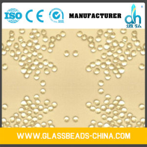 High-Tech Processing Glass Transparent 2.0-4.0mm Glass Bead pictures & photos