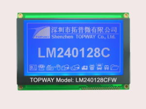 240X128 Graphic LCD Module Cog Type LCD Display (LM240128C) pictures & photos