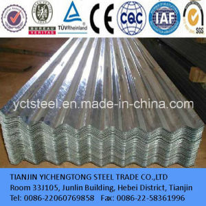 Buliding Materials Hot Dipped Galvanized Corrugated Steel Sheet pictures & photos