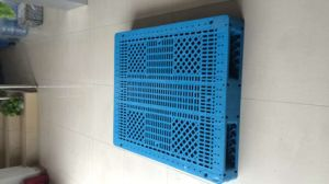 Heavy Duty Double Side Plastic Pallet pictures & photos