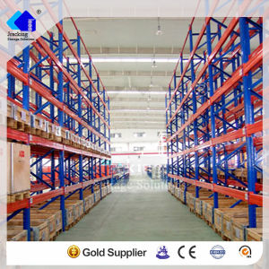 Medium Duty Metal Pallet Racking with Economical Price